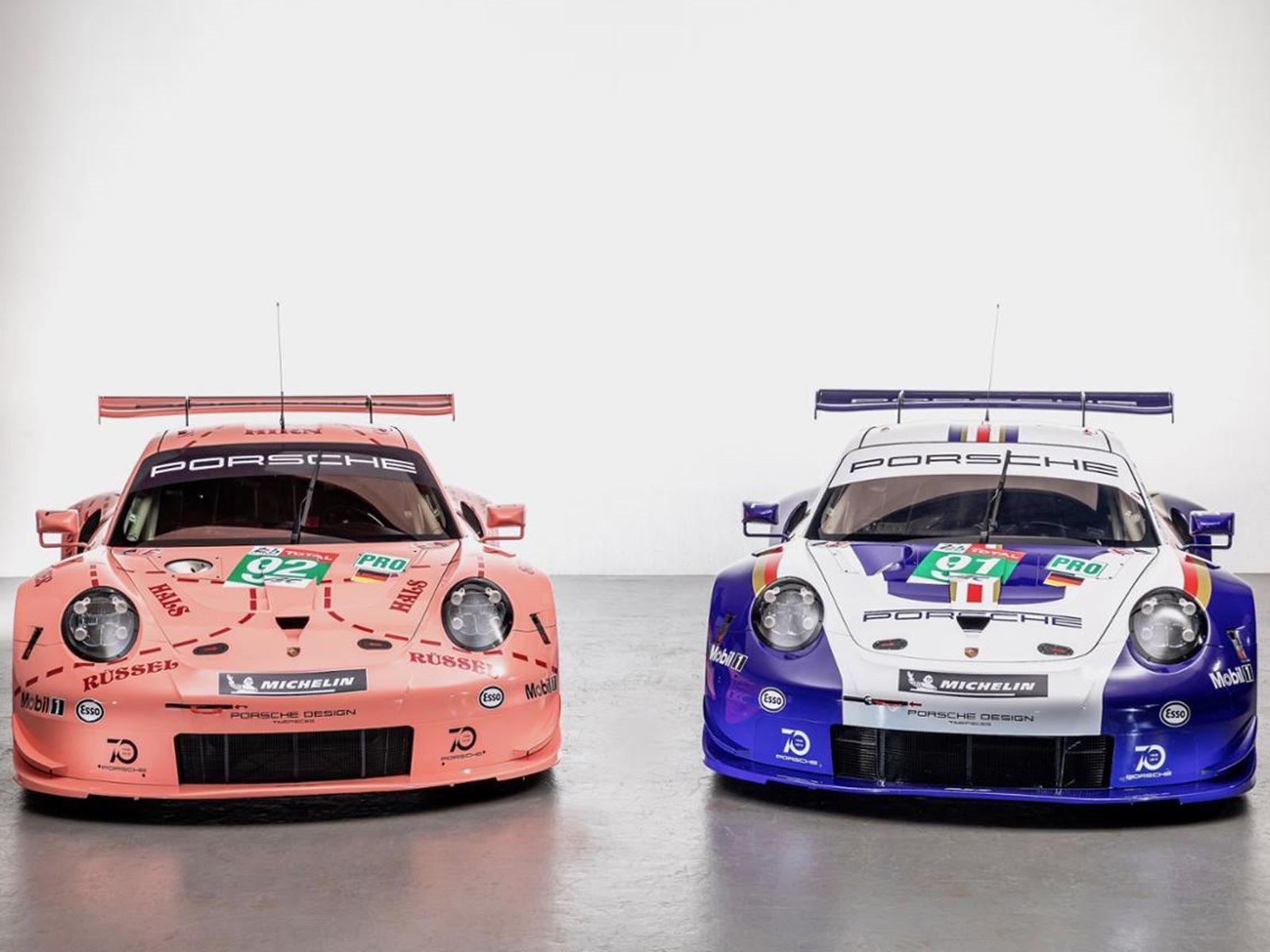 Для тех, кто не знаком с тем, как работает 24 часа Ле-Мана, там в основном конкурируют два типа автомобилей.