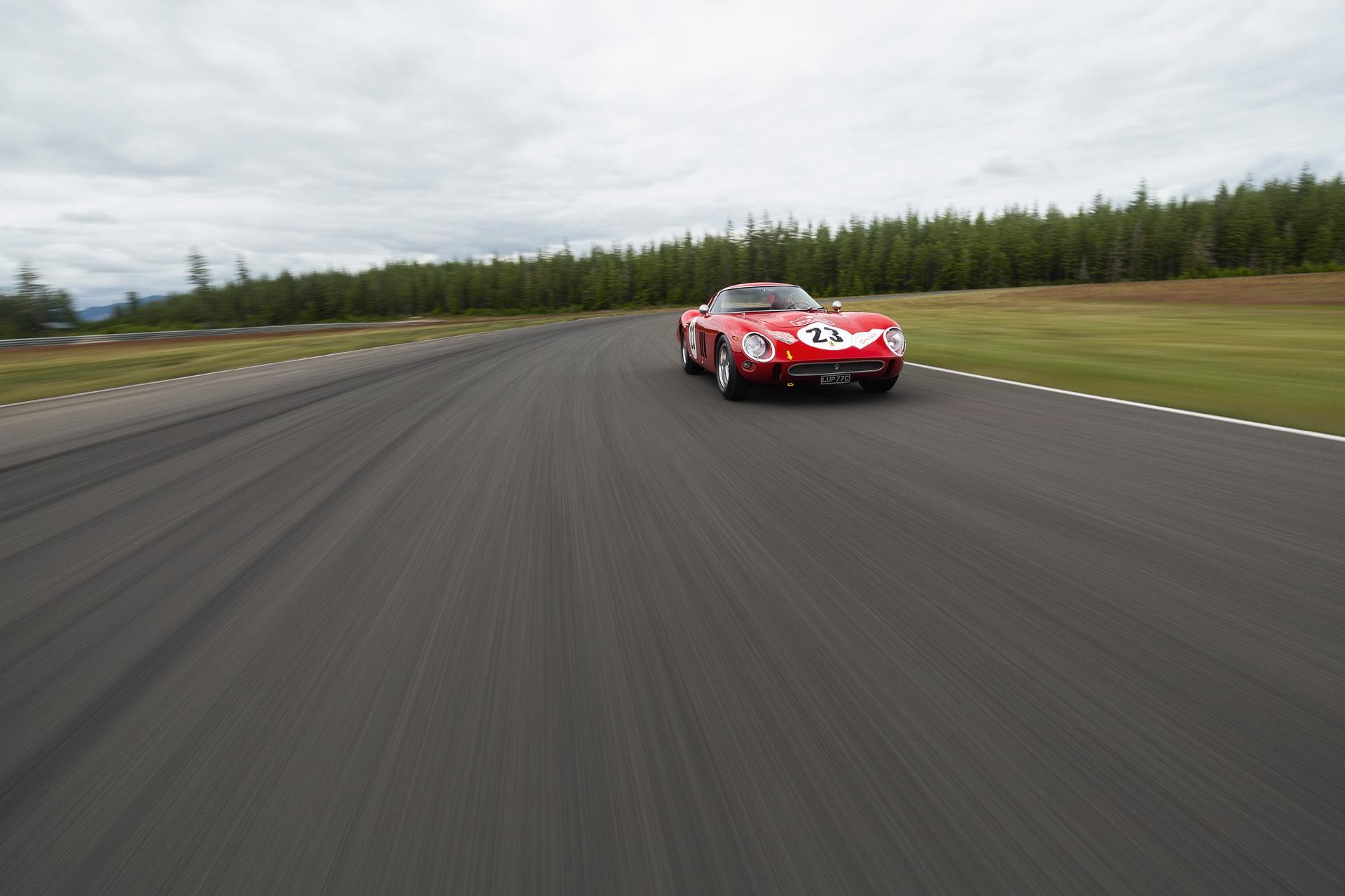 Трудно представить себе лучшую коллекционную машину, чем Ferrari 250 GTO.
