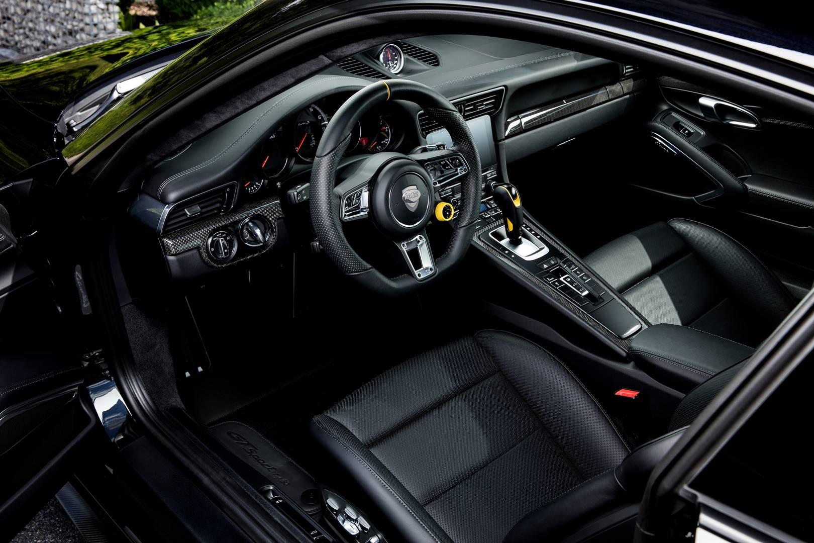 T-ART предлагает индивидуальные интерьеры для всех моделей Porsche.