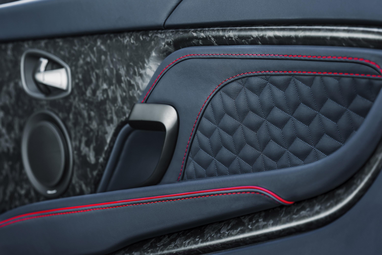 Итак, а вам нравится последний флагман Aston Martin?
