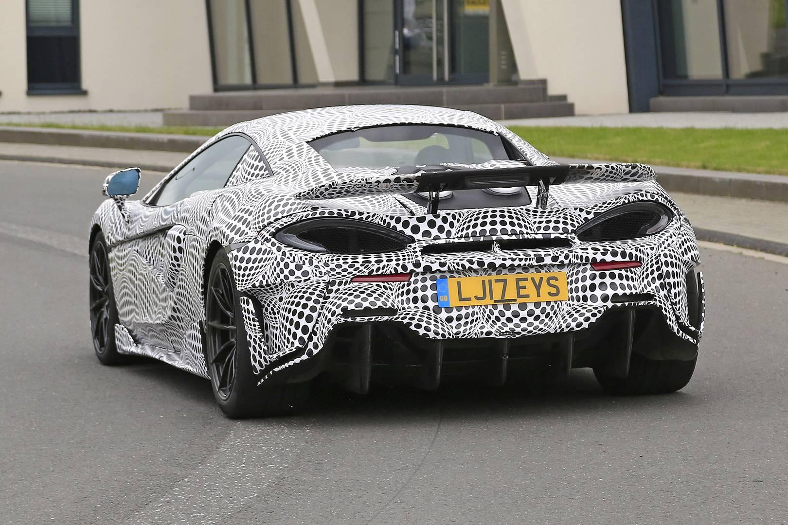28 июня - официальная дата дебюта McLaren 600 LT.