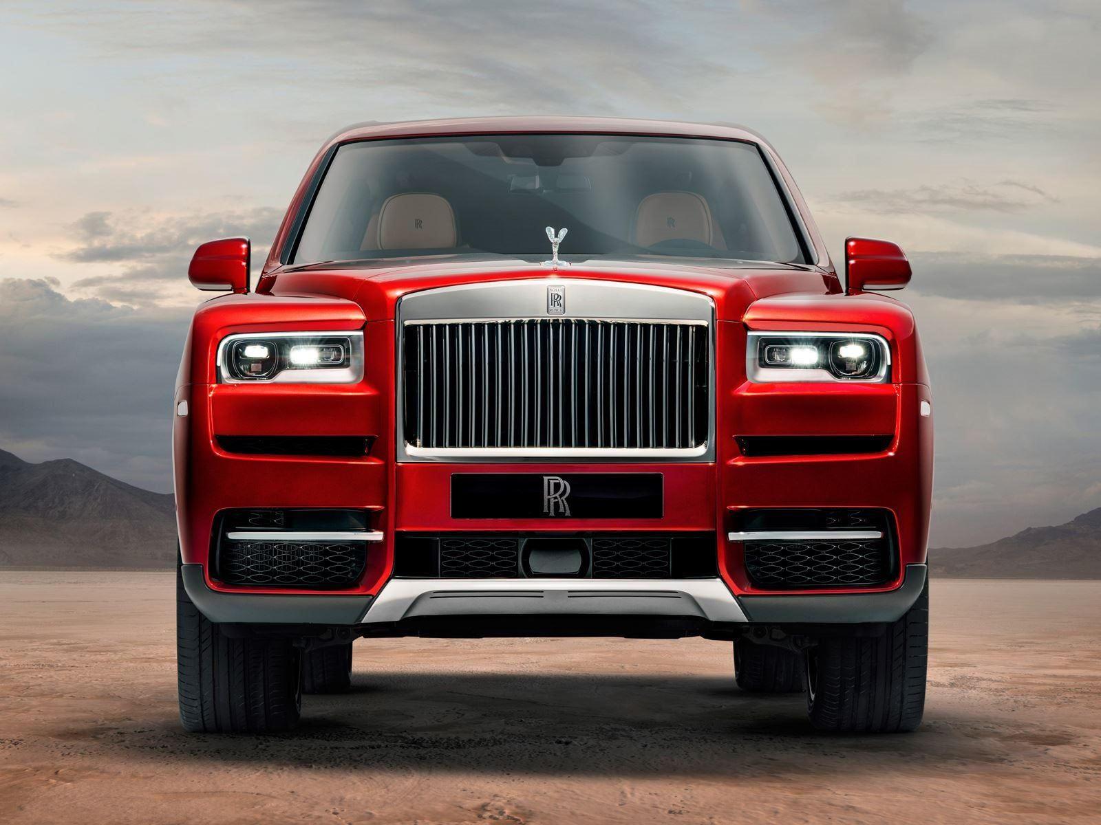 Несмотря на то, что Cullinan превзошел ожидания продаж, Rolls-Royce не планирует расширять линейку внедорожников.