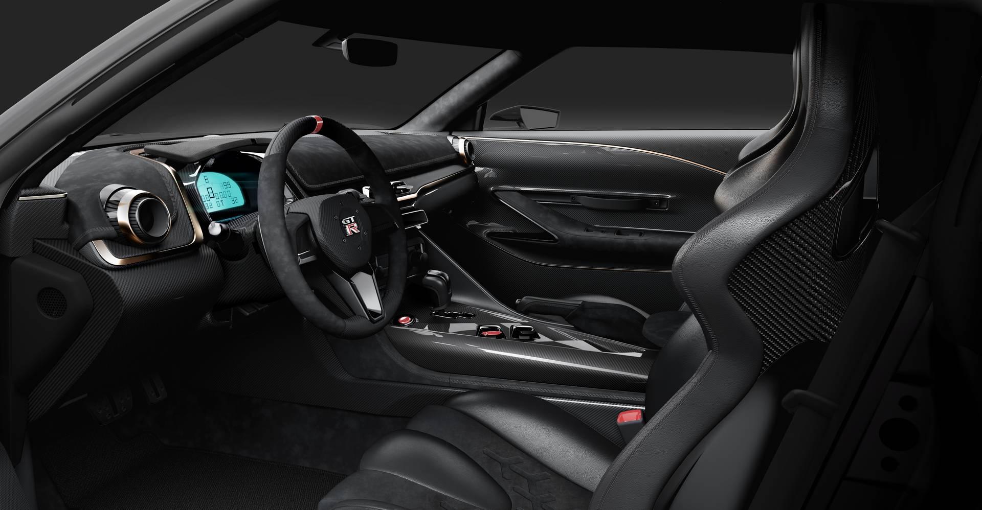 Итальянская дизайнерская и инжиниринговая компания Italdesign недавно анонсировала уникальный Nissan GT-R, чтобы отметить свой 50-летний юбилей, который, как оказалось, совпадает с юбилеем Nissan GT-R!