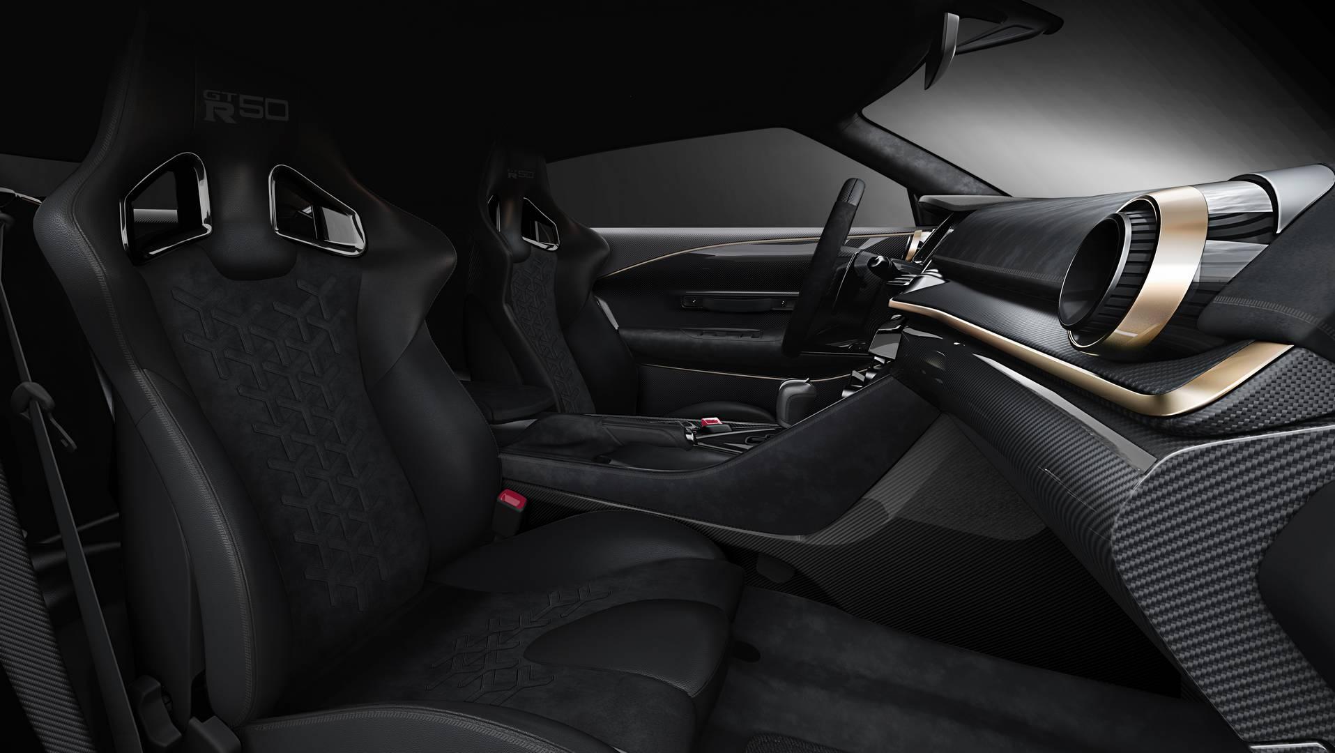 NISMO настроили 3,8-литровый двигатель V6 на 720 л.с. и 780 Нм крутящего момента.