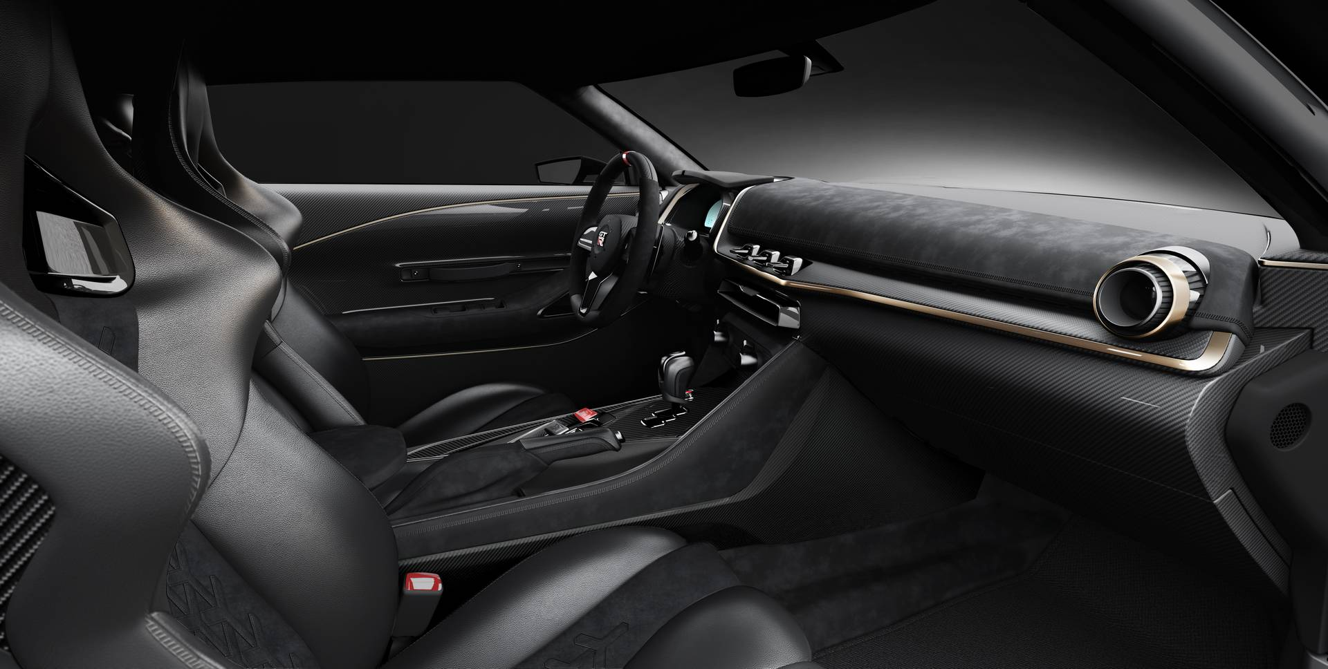 Модель прототипа основана на производстве 2018 Nissan GT-R NISMO.