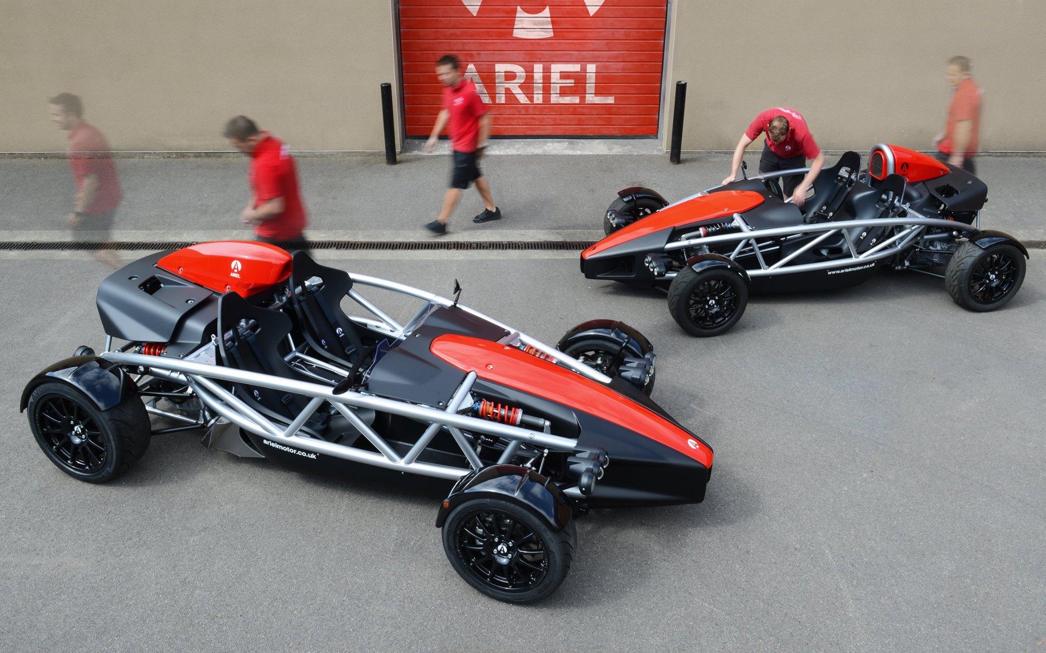 Ariel Motor Company официально анонсировали свой Ariel Atom 4, который скоро пойдет в производство.