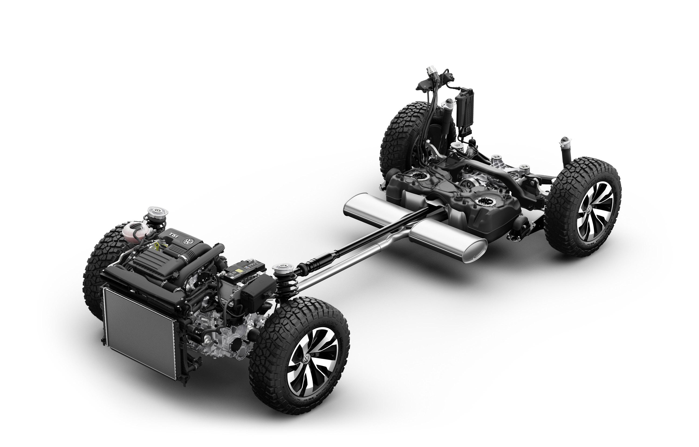 Что касается дизайна интерьера, команда Volkswagen нас не разочаровала.