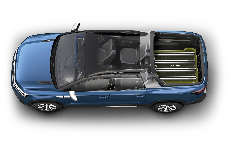 С точки зрения внешнего вида, он сразу узнаваем как автомобиль Volkswagen, но на этот раз с некоторыми изменениями и дополнениями по сравнению с классическими дизайнерскими идеями VW.
