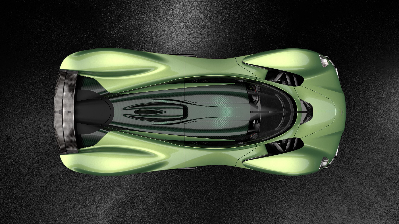 Владельцы гиперкара Aston Martin Valkyrie получат возможность дальнейшей персонализации с помощью фирменного сервиса «Q by Aston Martin».