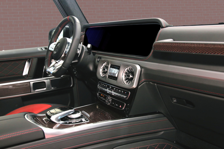 Однако команда POSAIDON, которая специализируется на оптимизации производительности машин Mercedes-Benz и AMG, вывела G 63 на новый уровень.