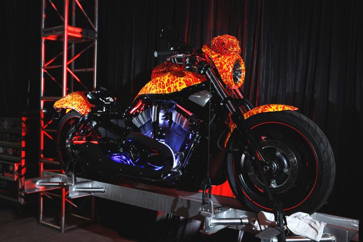 Space Ship Harley Davidson - 3 миллиона долларов