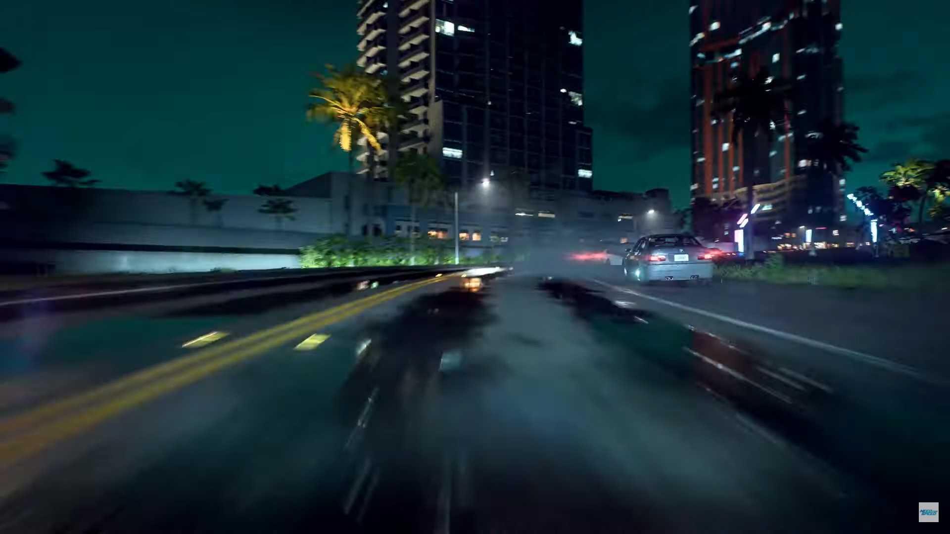 Похоже, обширная кастомизация автомобилей также будет частью игры - еще один аспект, часто упоминаемый во франшизе NFS.