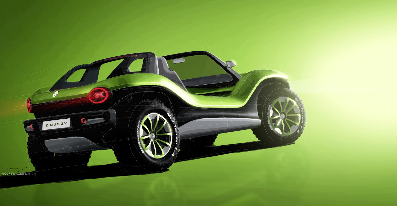 Получив вдохновение и влияние от классических багги 60-х годов, этот новый и современный автомобиль демонстрирует универсальность модульной электрической матрицы. Что особенного в этом конкретном автомобиле, так это то, что его модульная конструкция