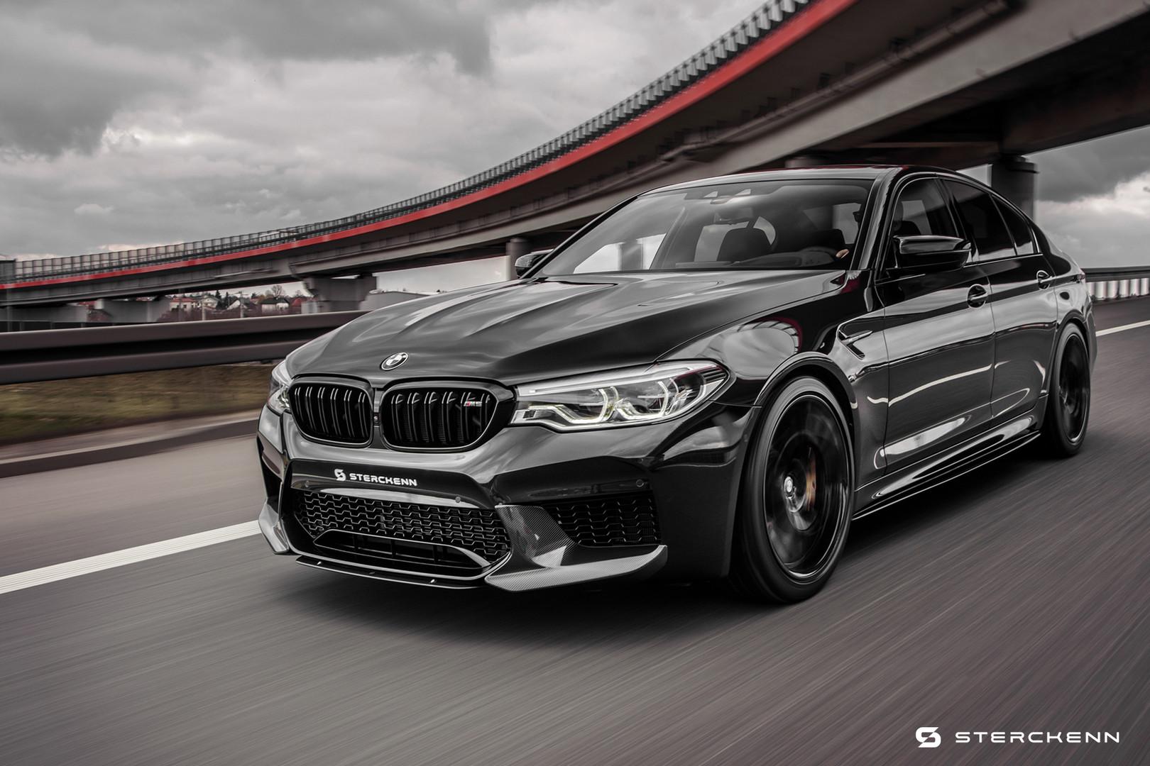 Ищете тонкий тюнинг-пакет для вашего BMW M5 или M2? Sterckenn вам поможет!