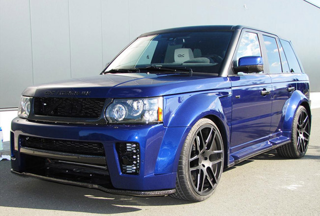 Range Rover Sport CDC Performance тюнинг