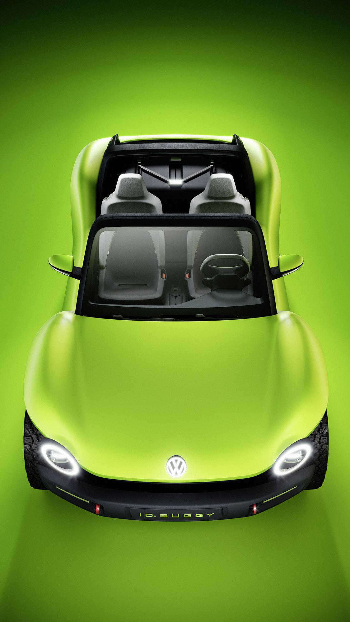 ID. BUGGY преобладает в категории среди пяти конкурентов. Все остальные номинанты в категории «Автомобильный дизайн» состояли из элитных и экзотических автомобильных брендов.