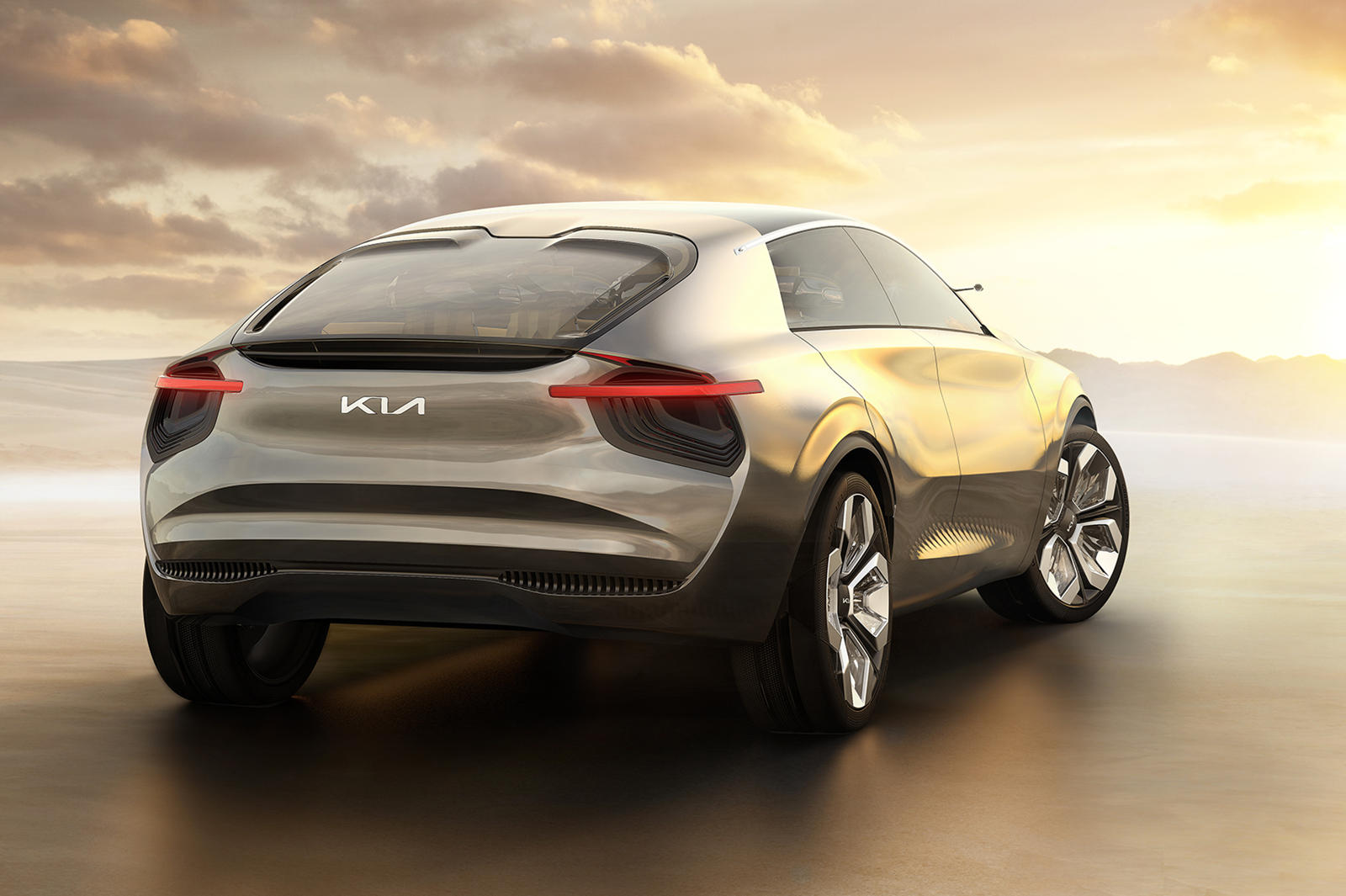 Если вы один из тех, кто хотел бы увидеть новый логотип от Kia, вам может повезти.