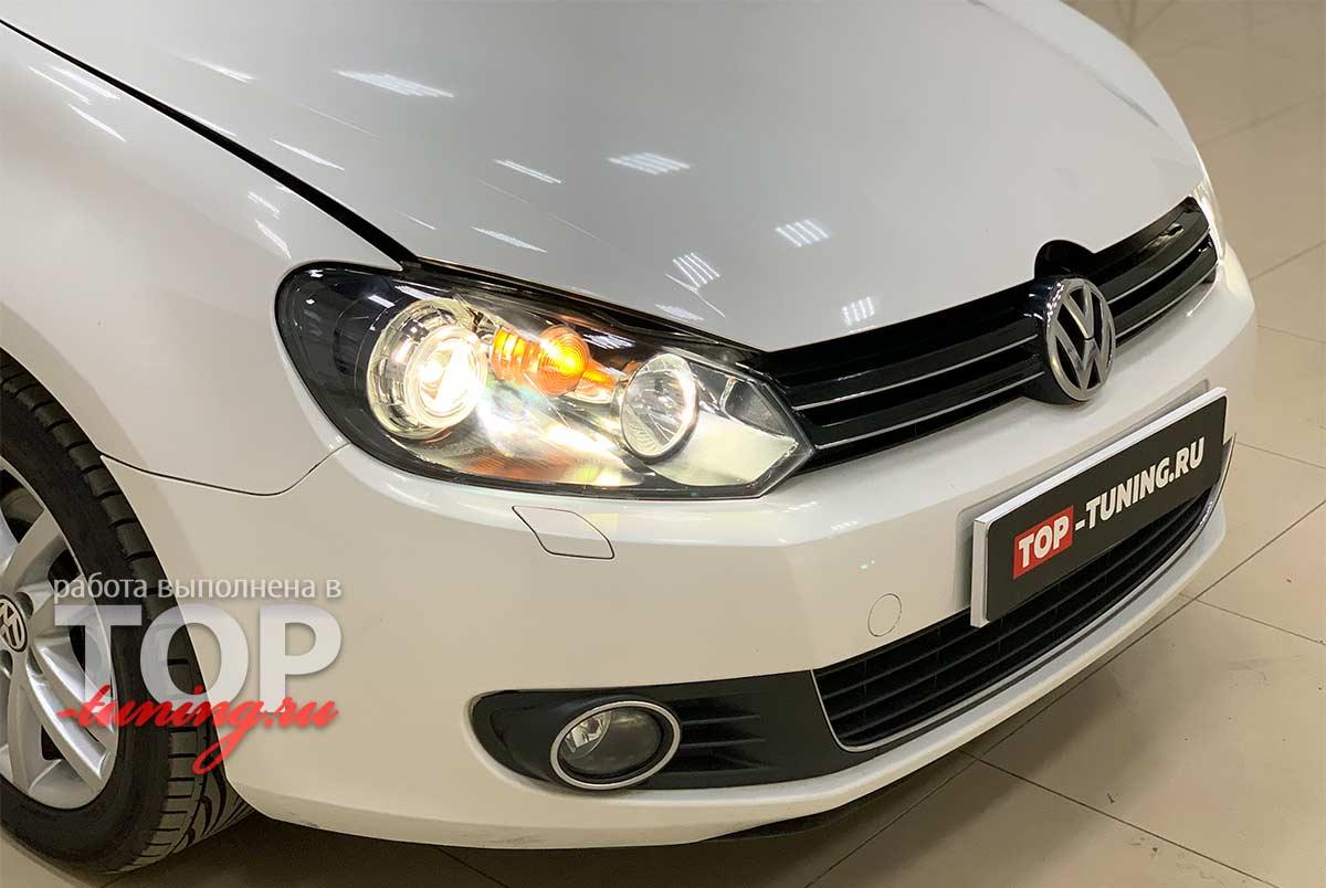 102987  Тюнинг оптики VW Golf 6