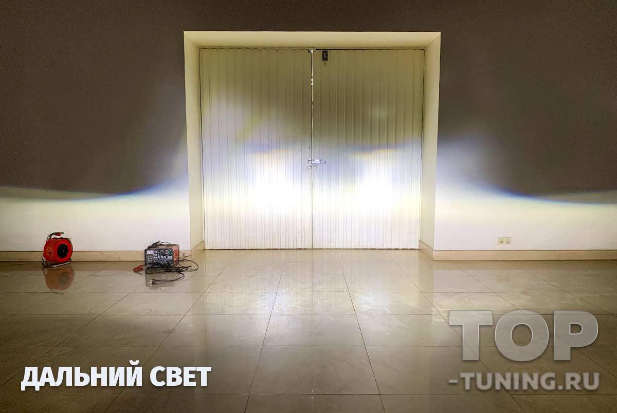 103023 Тюнинг китайской оптики для Kia Cerato 2
