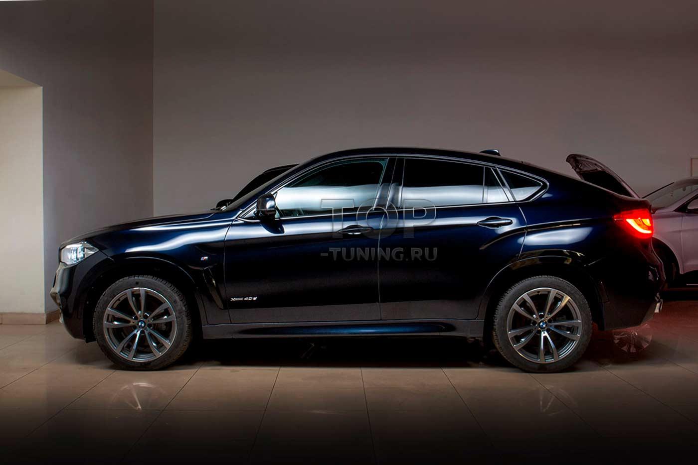 ДОСТОЙНЫЙ ЗВУК МОТОРА ДЛЯ ДИЗЕЛЬНОГО BMW X6 F16 2019