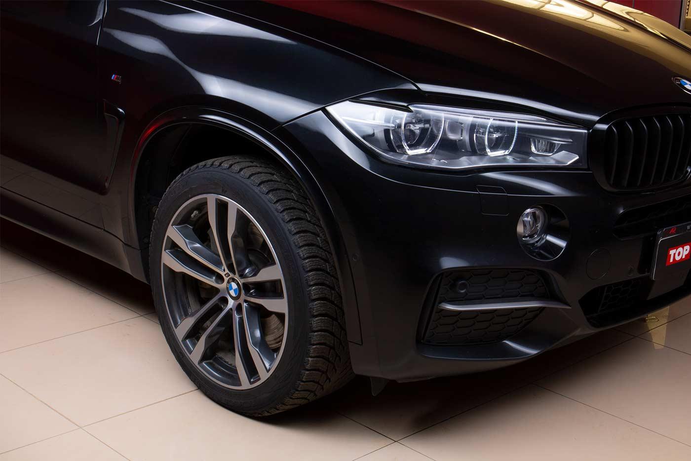 Расширители арок - М стиль для BMW X5 F15
