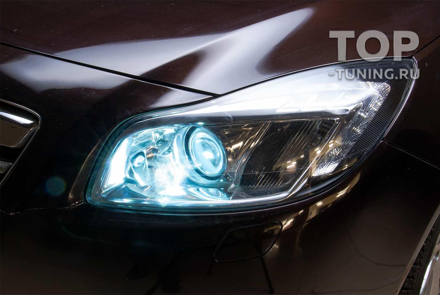 Ремонт оптики Opel Insignia