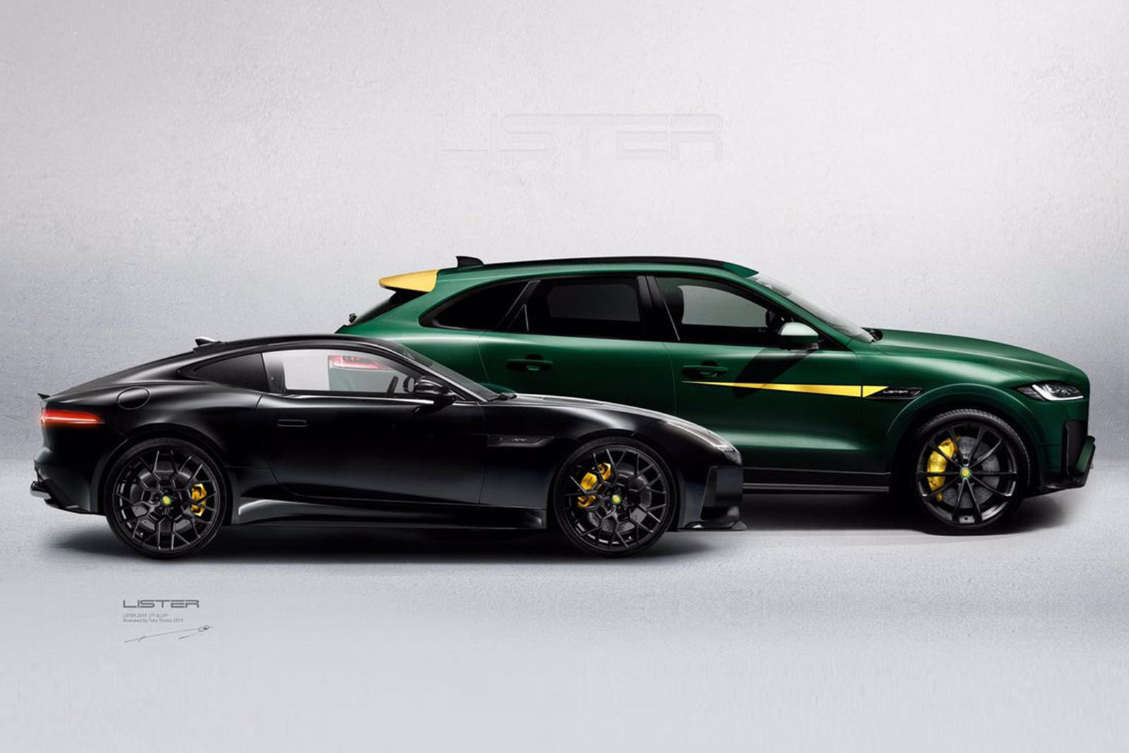 В новом десятилетиии английской компании Lister Motor Company еще предстоит сделать свой гиперкар Storm II реальностью.