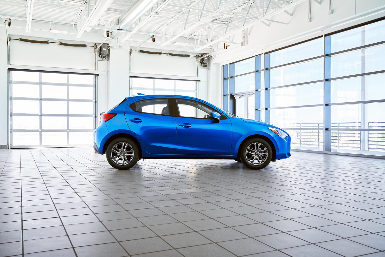 Подробности скудны, поскольку у нас даже нет названия модели на данный момент, но Toyota говорит, что новый B-SUV