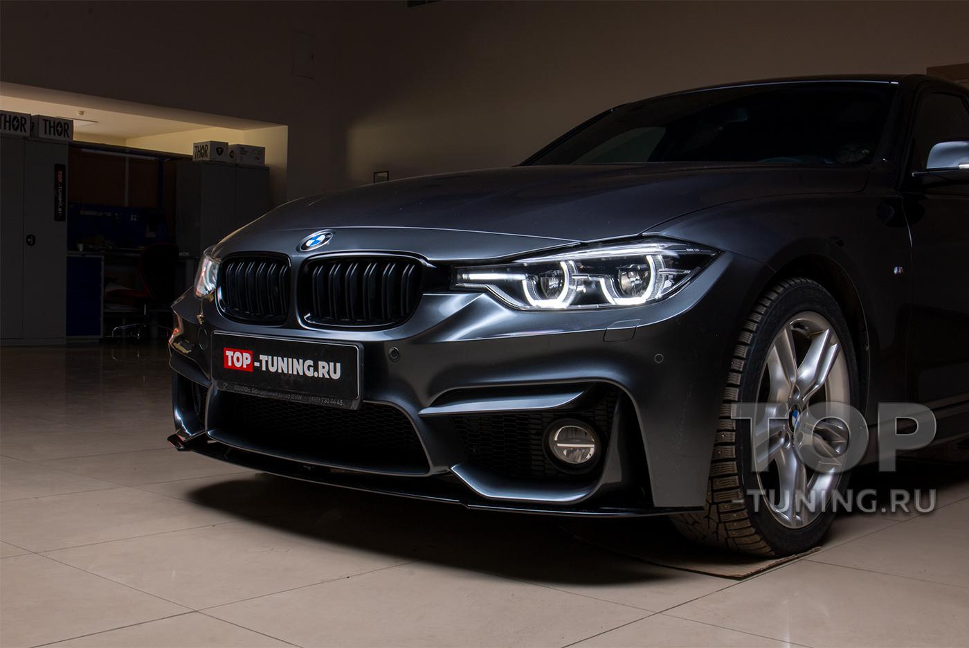 103124 Новая M3 внешность для BMW 3 f30