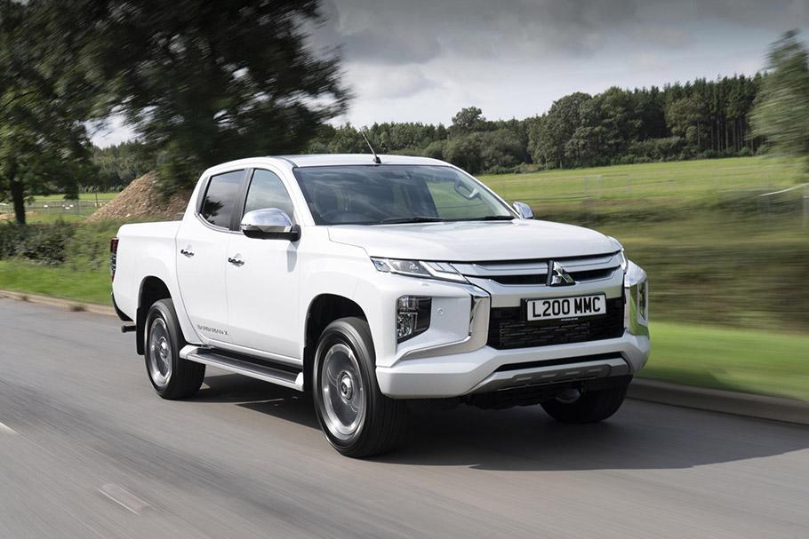 Новая модель Mitsubishi получает престижную награду