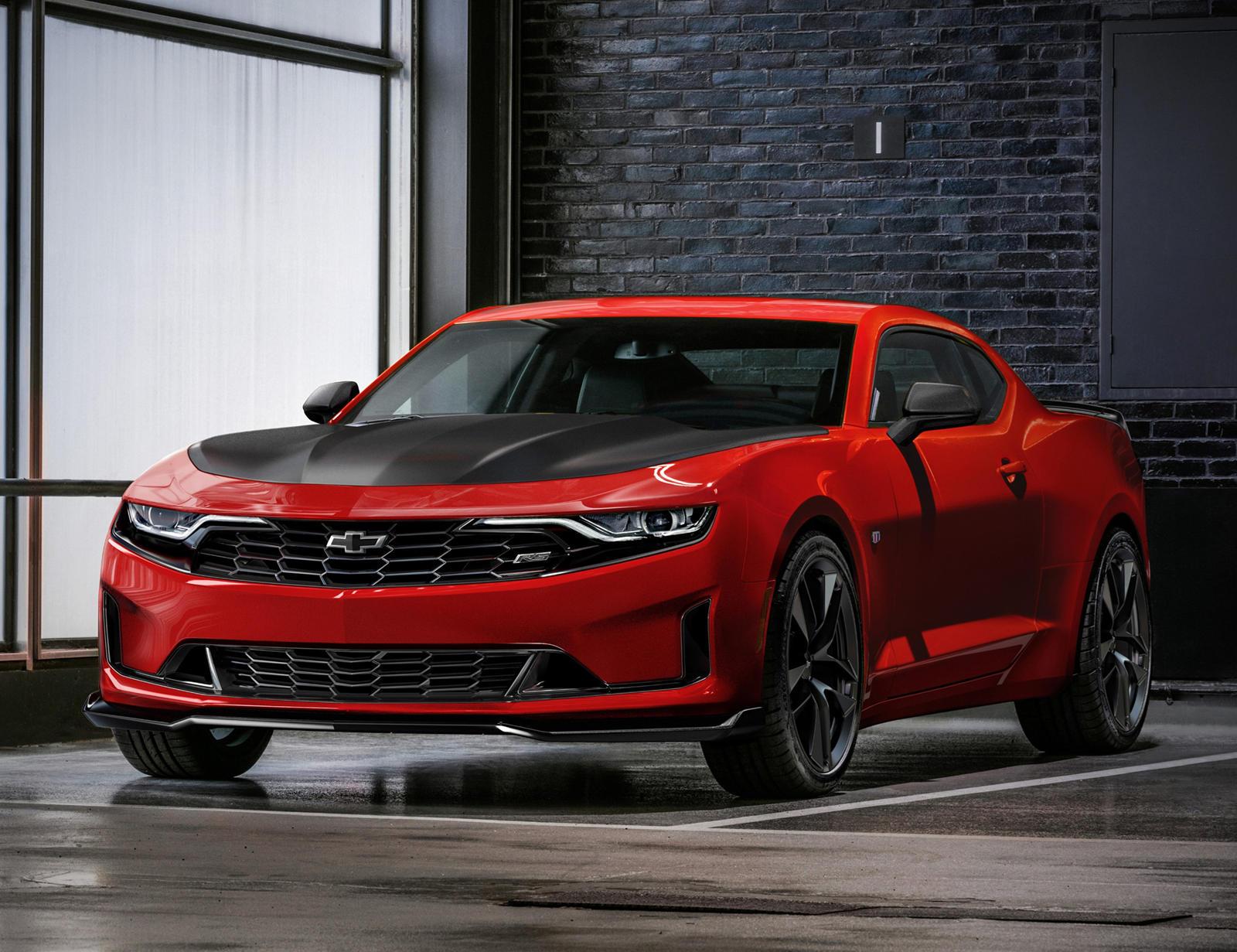 Вот что нового в 2021 chevy camaro
