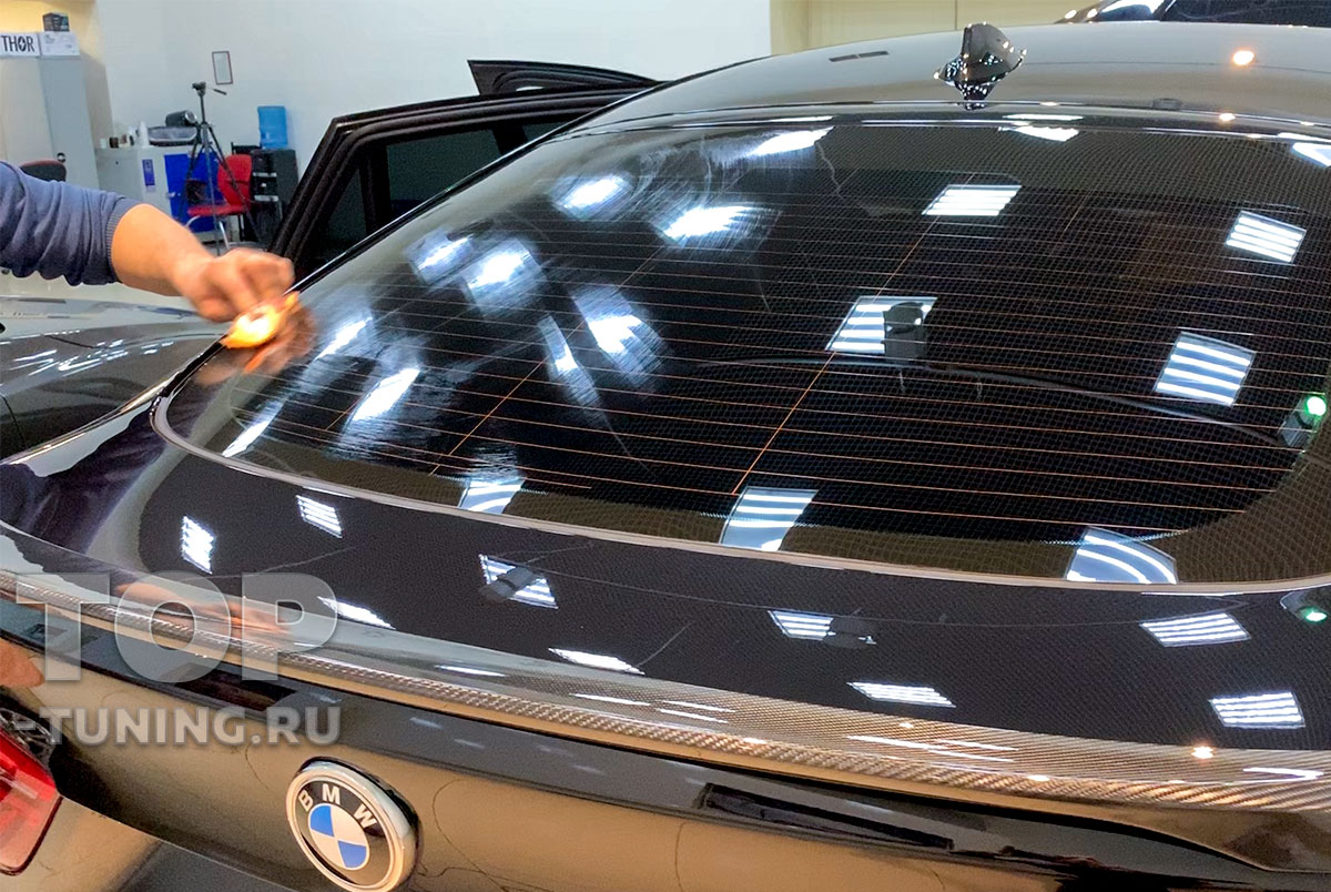 103248 Комплексный детейлинг + аксессуары для BMW X6 F16