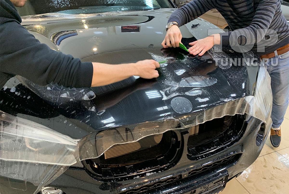 Защита кузова пленкой на основе полиуретана - высшая ступень эволюции покрытий для авто, не имеющая аналогов или замен.