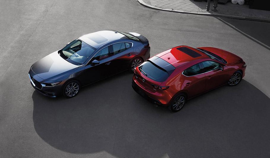 Mazda3 стала победителем на World Car Design Event 2020!