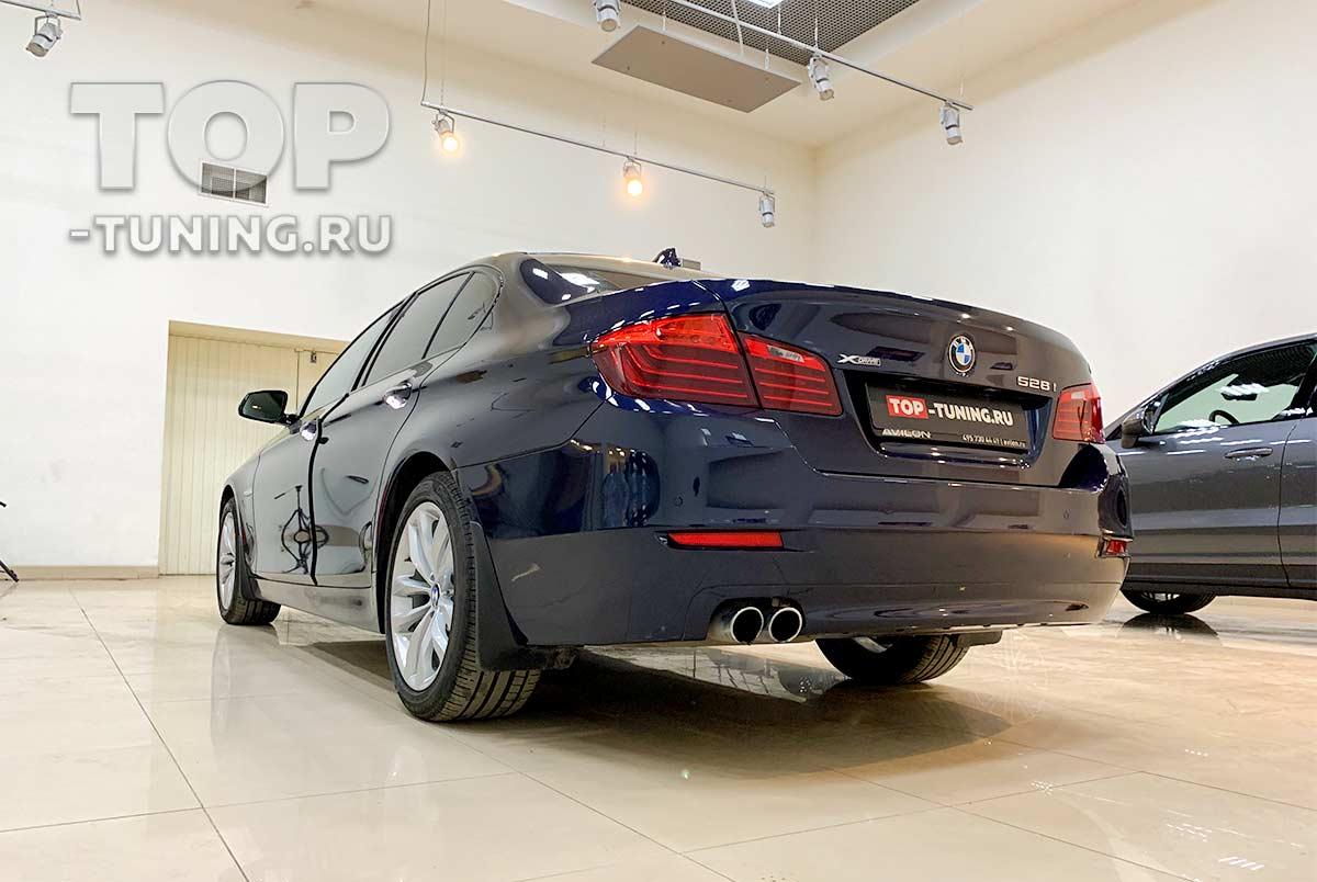 стандартный BMW 5 F10 (Рестайлинг 2013-2017)