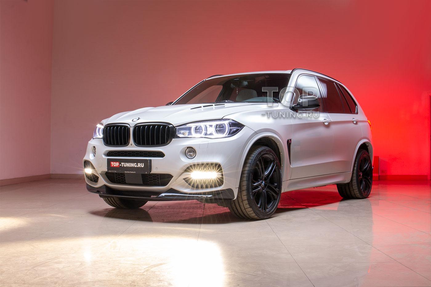 103416 Кузовной ремонт BMW X5 F15