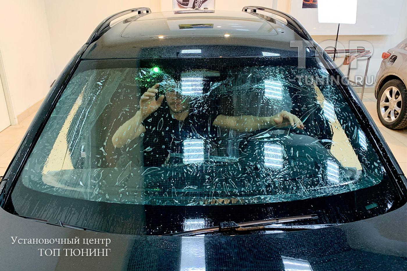 Тонировка стекол BMW X7