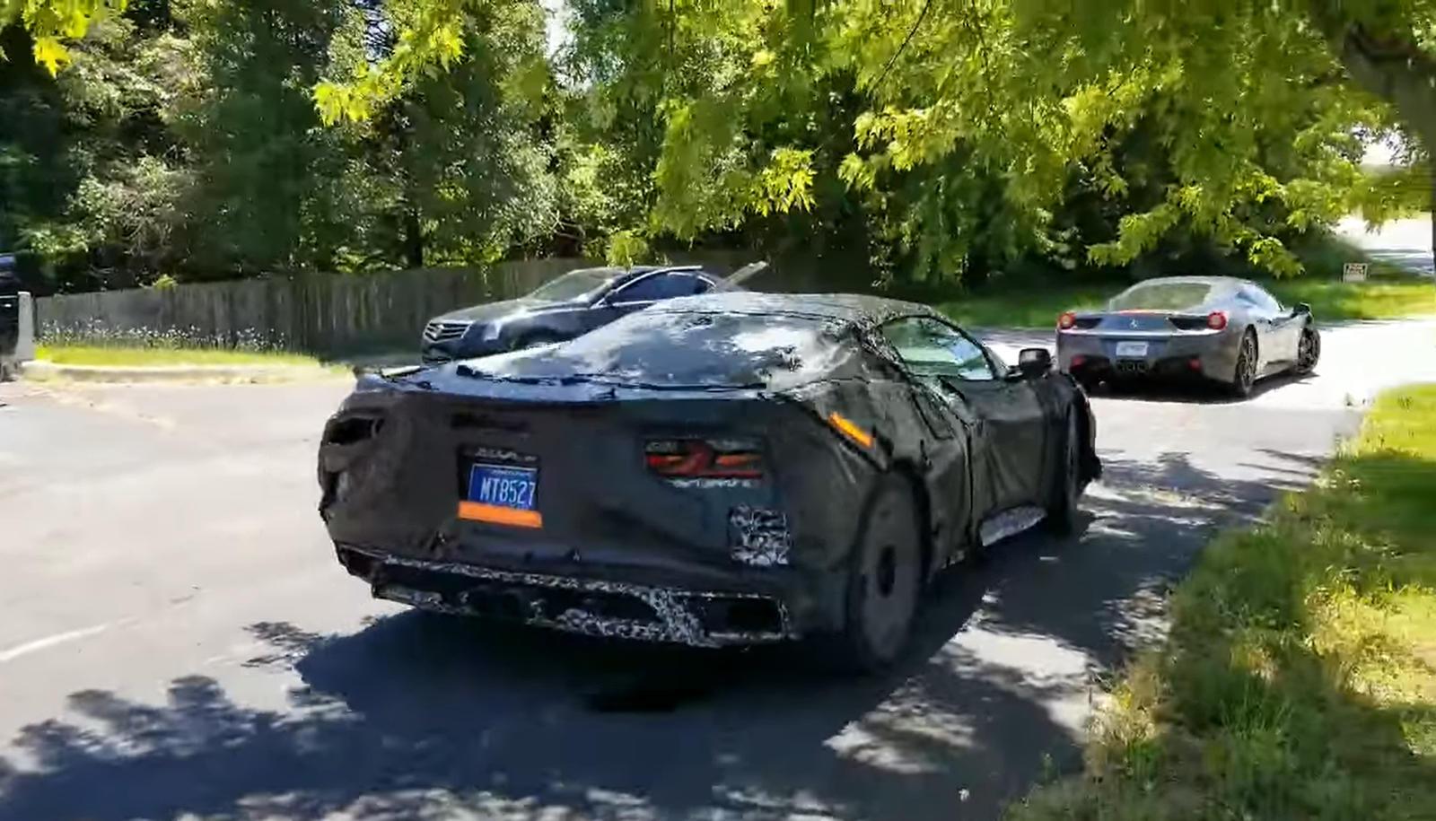 По мере того, как производство нового 2020 Chevrolet Corvette C8 среднего класса возобновляется на сборочном заводе GM в Боулинг-Грин, штат Кентукки, команда Corvette нацеливается на следующий важный этап: Corvette Z06.