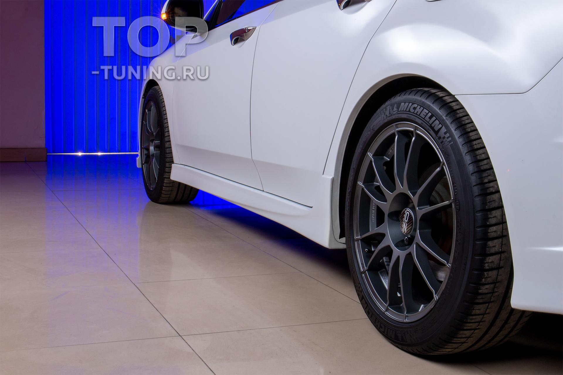 103714 Тюнинг для Honda Accord 8 в обвесе Modulo