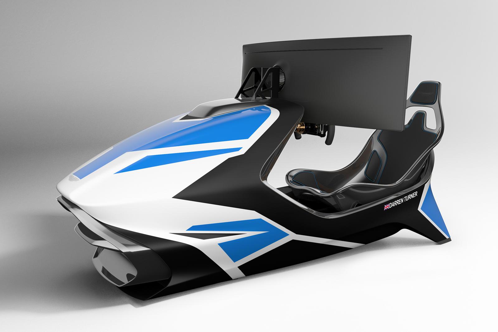 Но если вы хотите максимального погружения, вам понадобится руль и гоночное сиденье. Впервые Aston Martin запускает собственный гоночный симулятор, предназначенный для гонщиков, которые хотят потренироваться перед следующей гонкой, а также для заядлы