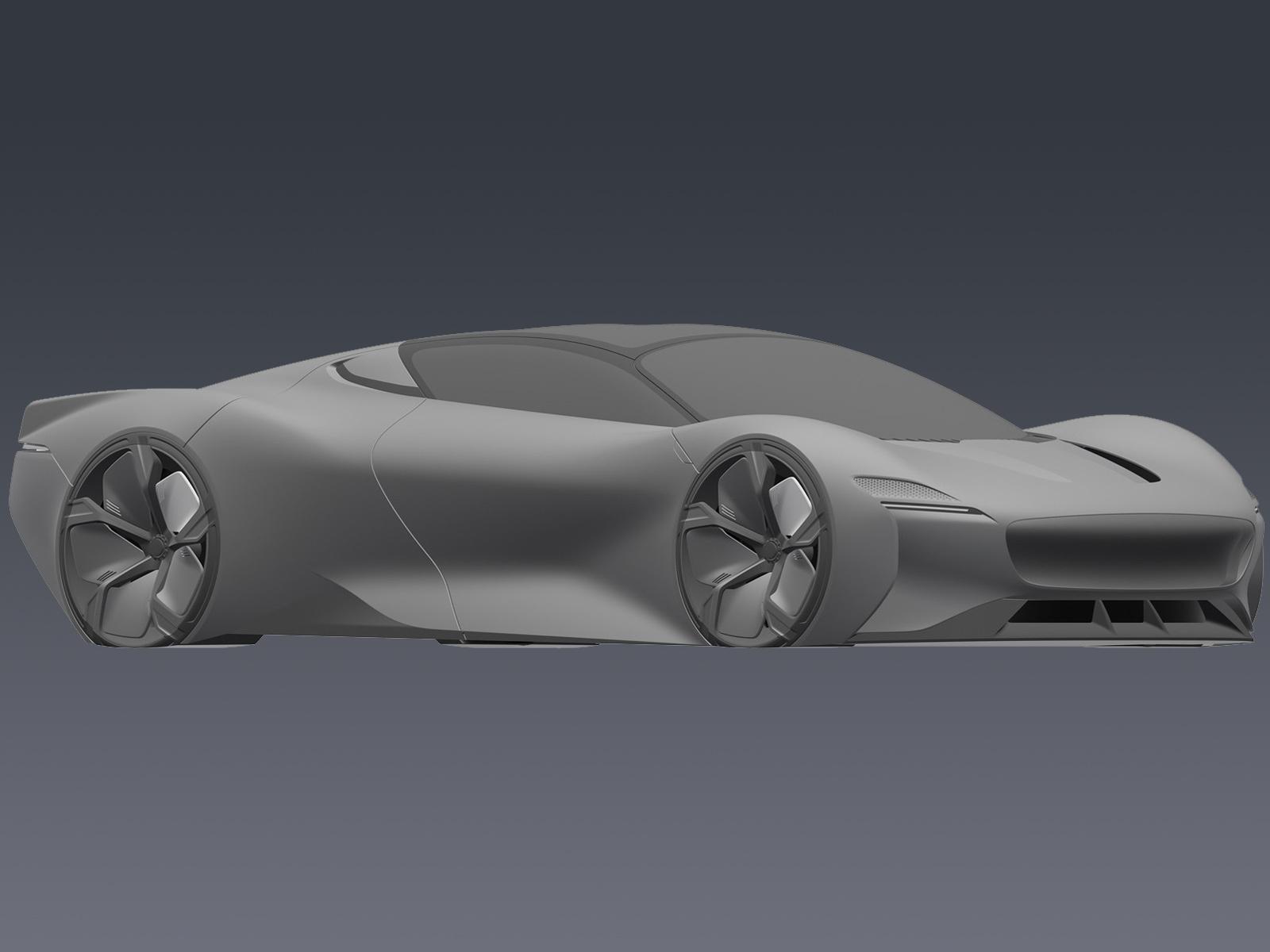 Благодаря участнику 7-го форума Mustang был обнаружен набор патентных изображений, которые, похоже, являются физической версией виртуального гоночного автомобиля Vision Gran Turismo. Что особенно интересно, так это то, что патент был впервые подан ро