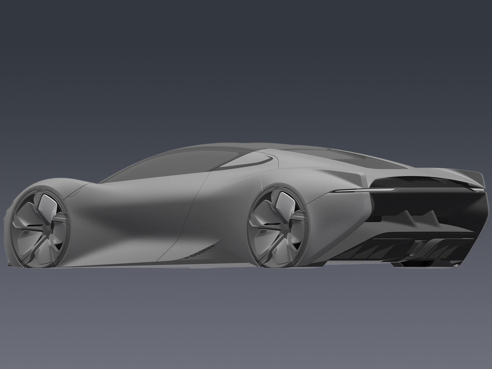 Прошло почти пять лет с тех пор, как Jaguar решил, что создание концепции суперкара C-X75 не было финансово оправдано. Модели Halo создаются, когда у автопроизводителя есть здоровый банковский счет и долгосрочные перспективы. Jaguar Land Rover испыта