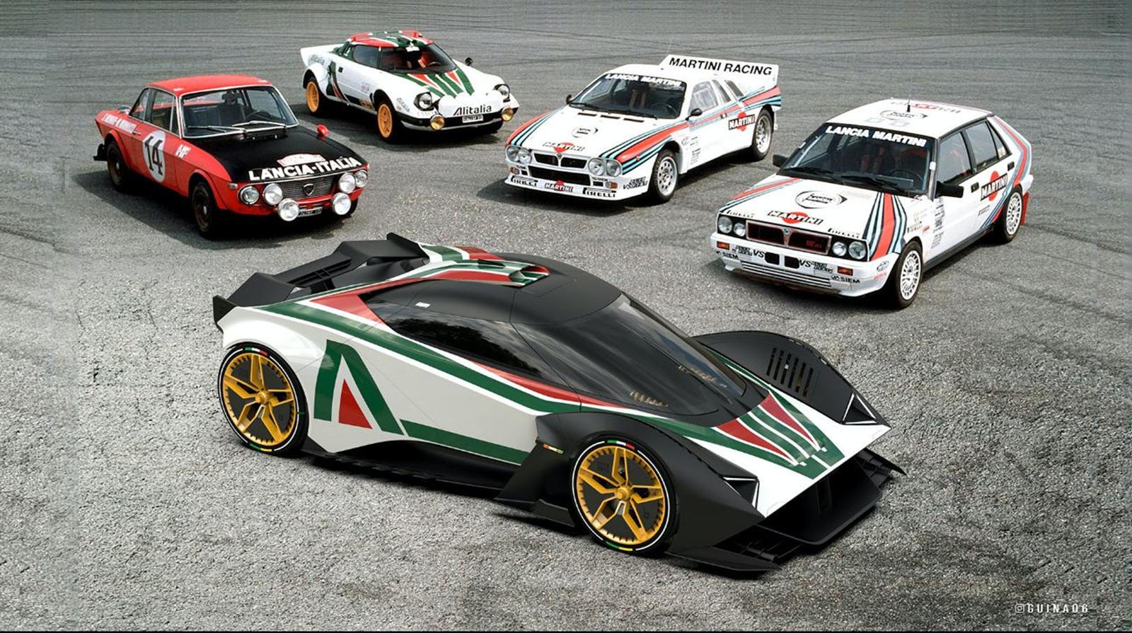 Были попытки модернизировать Delta и Stratos для 21 века с запуском New Stratos на базе Ferrari F430 от Manifattura Automobili Torino и Lancia Delta Futurista, но ни один из этих проектов не был одобрен Lancia. Поскольку Lancia не планирует возрождат