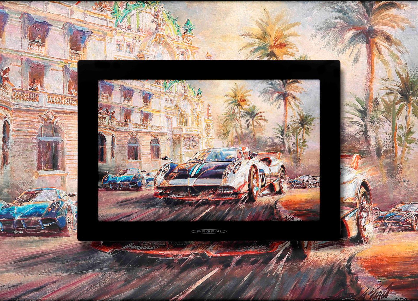 Pagani Huayra дебютировал в 2012 году как преемник Zonda. И, как и его предшественник, было несколько вариантов Huayra, включая баллистический Huayra BC, оснащенный 6,0-литровым твин-турбо V12 мощностью 745 л.с. и 1000 Нм крутящего момента. Впечатляе