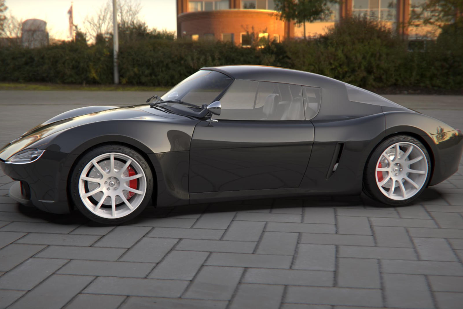 В планах также электрифицированный вариант Bandit GT с электродвигателями и батареями. Утверждается, что эти компоненты были произведены для гоночных авто компании AirRaceE. Заинтересованные клиенты теперь могут зарезервировать себе один из шестидеся