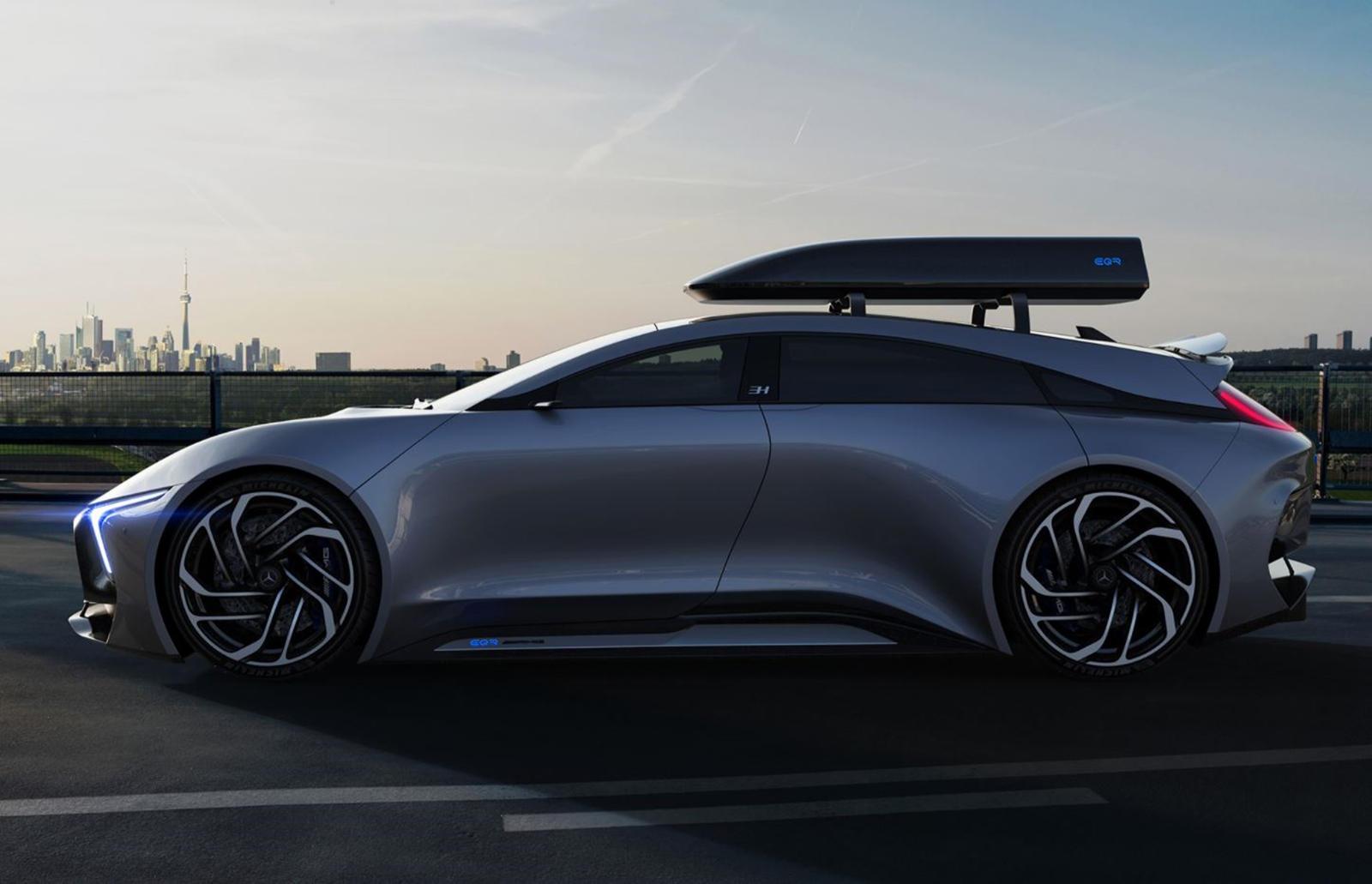 Mercedes-Benz стремится к электрическому будущему, и его автомобильные конструкции следуют этому примеру. Это линейка автомобилей EQ, включая EQC и будущие модели, такие как кроссовер EQA и седан EQS, являются демонстрацией того, что запланировал нем