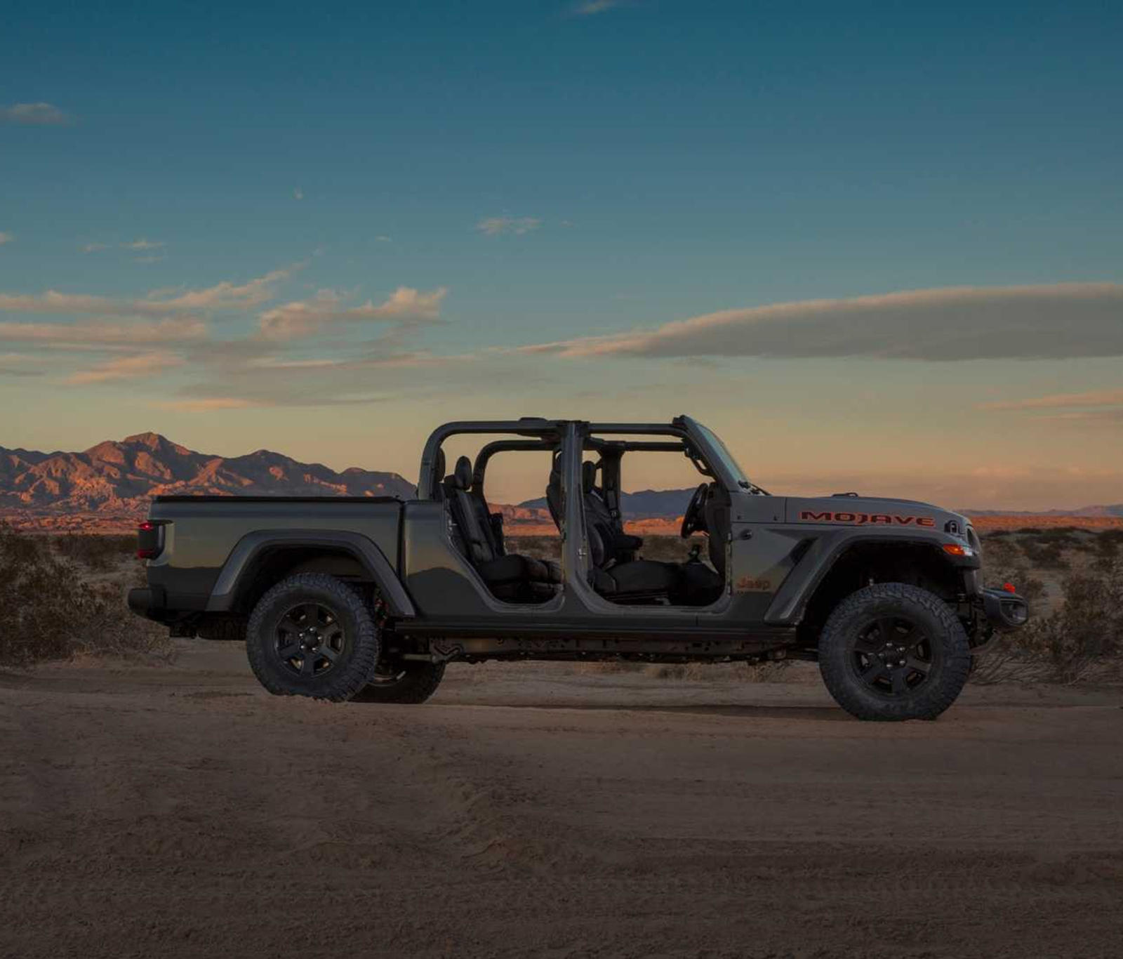 Ходят слухи, что Wrangler добавит отделку Mojave в будущем, и нет никаких сомнений в том, что подобные слухи о Jeep Gladiator Rubicon 392 появятся. Но пока, по крайней мере, они останутся только слухами.