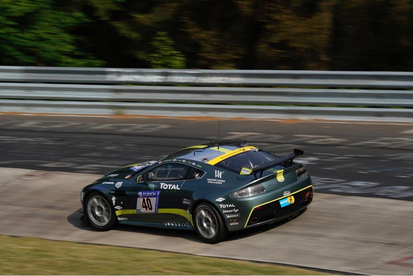 Vantage последнего поколения - не только один из самых красивых спортивных автомобилей, которые когда-либо строил Aston Martin, но и один из самых успешных гоночных автомобилей компании. Чтобы отпраздновать свой успех на треке, Aston Martin запускает