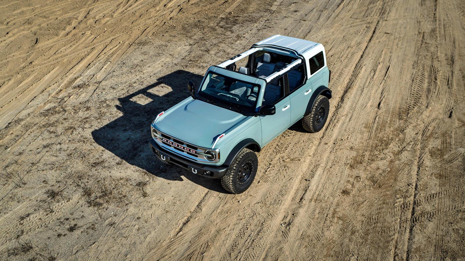 Однако с этим есть небольшая проблема; если вы когда-либо использовали конфигуратор 2021 Ford Bronco раньше, вы, вероятно, заметили, что выбор аксессуаров через веб-сайт вызывает тревогу.