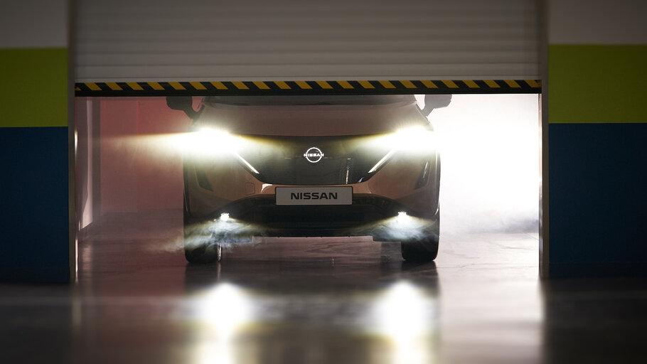 Nissan Ariya выходит на рынок Европы